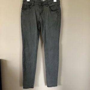 CAbi Grey Skinny Jean